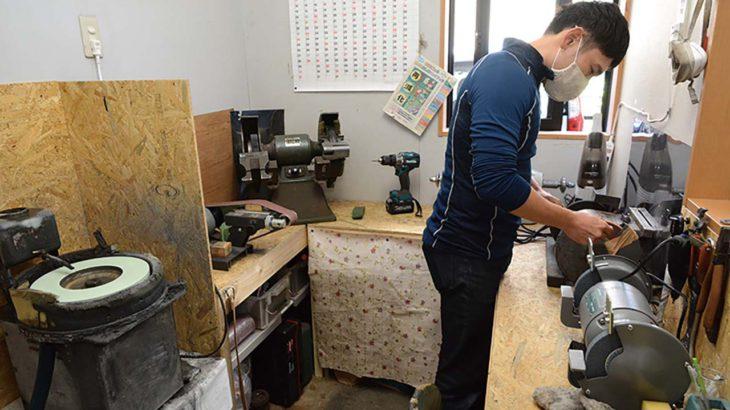 -佐々木刃物店- クラウド活用し老朽設備を更新